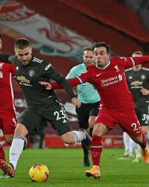 Manchester United x Liverpool: onde assistir e as prováveis escalações