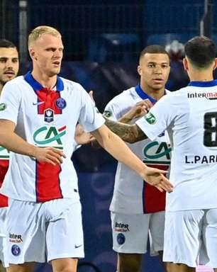 PSG vence o Montpellier nos pênaltis e está na final da Copa da França