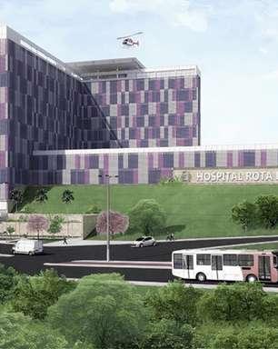 Parceria da prefeitura de Barueri e o Governo de São Paulo, Hospital Rota dos Bandeirantes tem obras vistoriadas por prefeito e secretário estadual