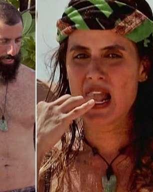 No Limite: Carol Peixinho leva esporro de Kaysar após gritar com Jéssica