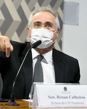 Renan Calheiros pede a prisão de Wajngarten durante CPI