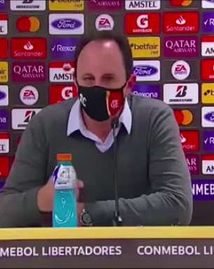 """FLAMENGO: Ceni minimiza erro individual diante do La Calera e avisa: """"faz parte do futebol, não estou aqui para condenar"""""""