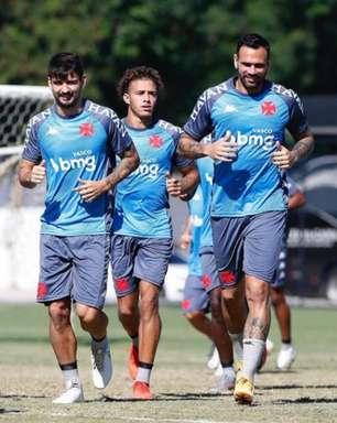 De olho no Botafogo, Vasco adapta programação de treinos para o turno da manhã na sexta e no sábado