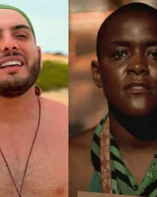 """Eliminado de No Limite, Mahmoud reage sobre """"traição"""" de Angélica"""