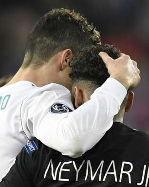 """Neymar avisa após renovação: """"Quero jogar com CR7"""""""