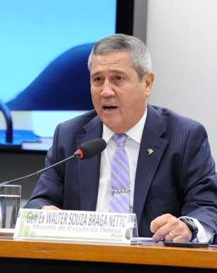 CPI da Covid: Renan defende convocação de Braga Netto