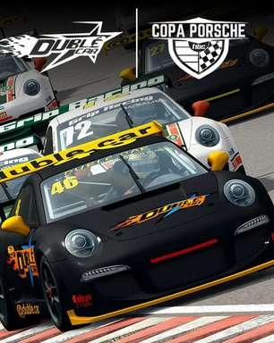 Dublê Car Copa Porsche: Rogério Neto (Dublê Car) domina abertura em Mogi Guaçu