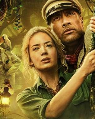 Jungle Cruise terá estreia simultânea nos cinemas e Disney+