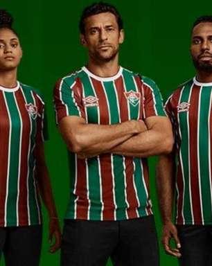 Fluminense lança novo uniforme tricolor, inspirado nos 115 anos do primeiro título Carioca