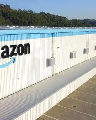 Amazon inaugura armazém em SP para entrega em dois dias a 600 cidades