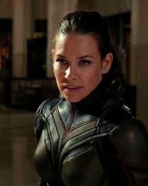 Evangeline Lilly começa o treinamento para interpretar a Vespa