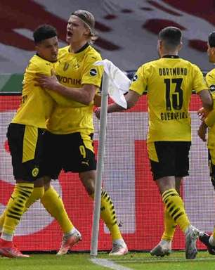 Borussia Dortmund vence o RB Leipzig e é campeão nacional