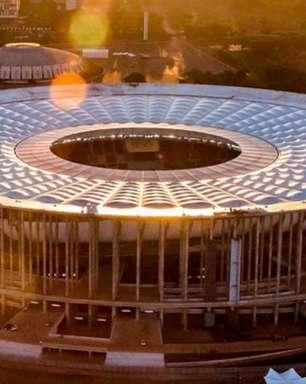 Conmebol define que Estádio Mané Garrincha será palco da final da Sul-Americana de 2022