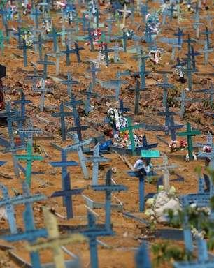 Brasil tem mais 2.383 mortes por Covid e total supera 430 mil