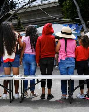 """EUA destacam esforços """"dramáticos"""" com aumento de crianças imigrantes na fronteira"""