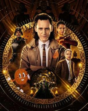 Novo pôster de 'Loki' traz pistas sobre a trama