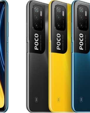 Xiaomi Poco M3 Pro 5G aparece em imagens vazadas