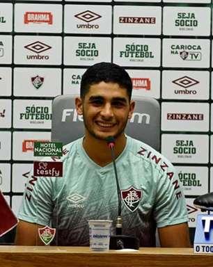 Fluminense acerta empréstimo de Michel Araújo para o Al-Wasl, time de Odair Hellmann