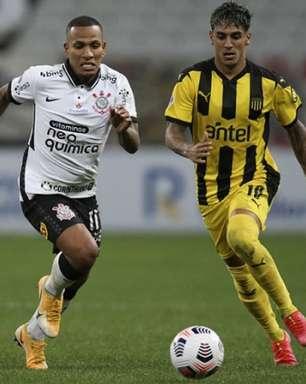 Peñarol (URU) x Corinthians: prováveis escalações, desfalques e onde assistir