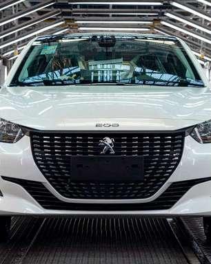 Peugeot 208 argentino alcança 20 mil unidades produzidas
