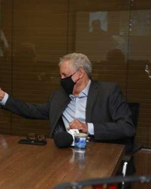 Rubens Menin: o mecenas quer pretende levar o Galo para o protagonismo internacional