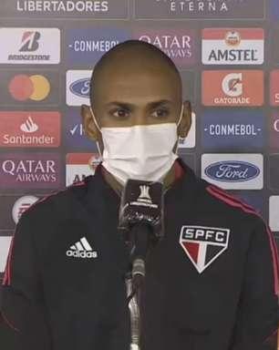 Bruno Alves vê pontos positivos em empate do São Paulo: 'Equipe protagonista'