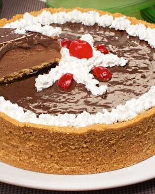 10 receitas irresistíveis e surpreendentes de torta de chocolate
