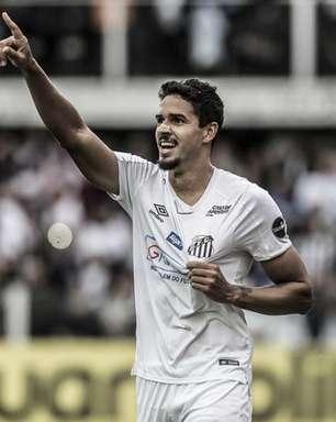 Após convocação, Lucas Veríssimo faz agradecimento ao Santos