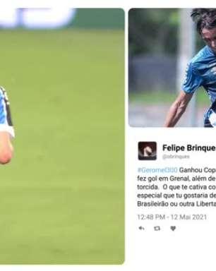 """GRÊMIO: Geromel revela os títulos que ainda deseja conquistar: """"Sul-americana e campeonato Brasileiro"""""""