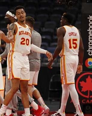 Atlanta Hawks: ataque dependente de Young e defesa ancorada por Capela