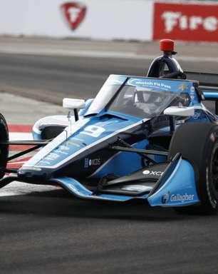 Problemas de imigração tiram Chilton do GP de Indianápolis. Carlin descarta substituto