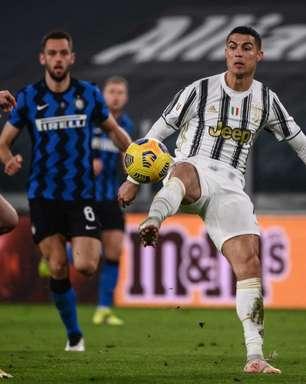 Juventus x Inter de Milão: onde assistir e prováveis escalações