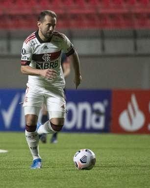 Tite diz que 'consistência' na Seleção pesou para Everton Ribeiro, do Flamengo, ser convocado
