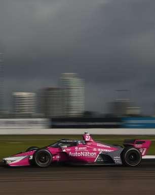 Rossi lidera primeiro treino para o GP de Indianápolis da Indy