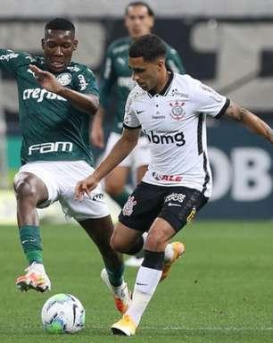 Vai ter Dérbi! Corinthians e Palmeiras farão uma das semifinais do Paulistão neste domingo, às 16h