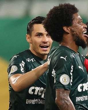 Maratona para quem? Palmeiras chega ao Dérbi com 25 jogos a mais do que o Corinthians