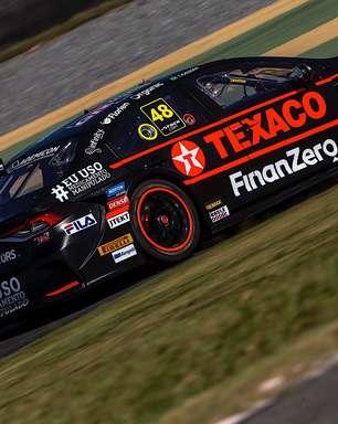 """Com metas distintas, Kanaan vê Stock Car como """"categoria mais competitiva que já corri"""""""