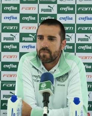 Auxiliar de Abel Ferreira elogia Dudu e comemora classificação do Palmeiras no Paulista