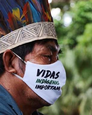 Levantamento aponta que covid já matou 1.070 indígenas