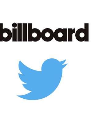 Billboard e Twitter criam ranking de músicas mais tweetadas