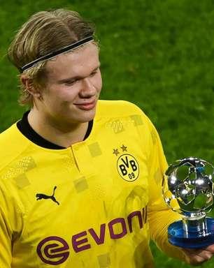 CEO do Borussia Dortmund desmerece interesse em Haaland: 'Estou tranquilo. Contamos com ele'
