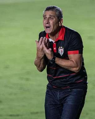 Atlético-GO anuncia saída do técnico Jorginho