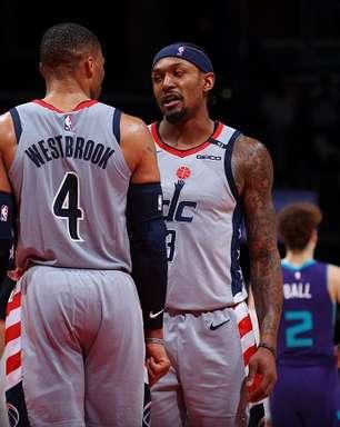 Wizards vence Hornets e pega Celtics no play-in