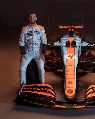 McLaren viaja ao passado e corre com pintura retrô da Gulf para GP de Mônaco