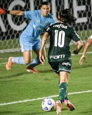 Fora de casa, Palmeiras sai com empate contra o Santos pelo Brasileirão Feminino