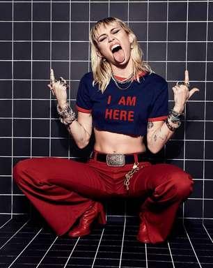 Miley Cyrus fecha contrato para especiais e criação de conteúdo com a NBCUniversal