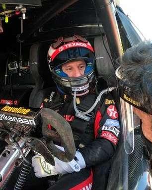 """Piloto na Indy, na Stock Car e Streamer, Kanaan usa lives por """"lado real"""" da vida"""