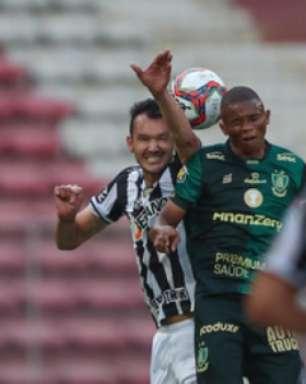 Com um a menos, Atlético-MG segura o América-MG e fica a um empate do título Mineiro de 2021