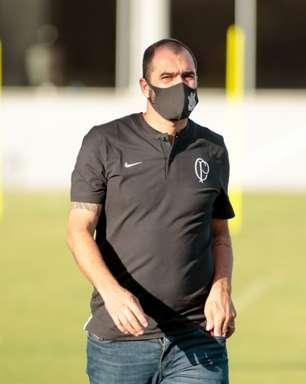 Técnico do sub-23, Danilo comanda Corinthians interinamente