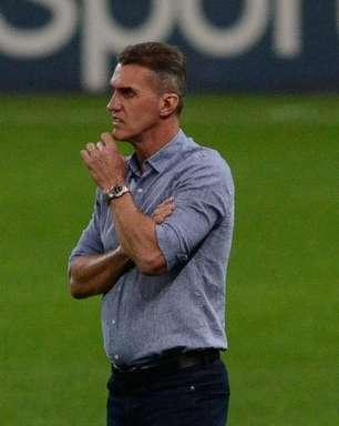 Análise: Assim como no Dérbi, Mancini no Corinthians não foi bem quando mais precisou